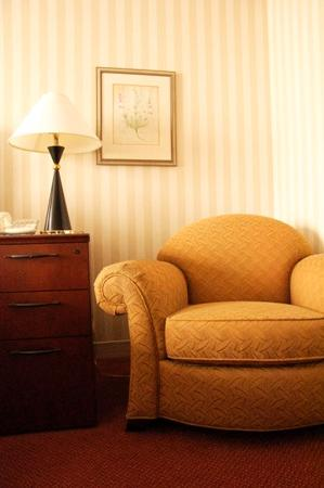 Haworth Inn & Conference Center: Comfortable room furnishings