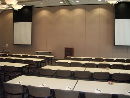 Haworth Inn & Conference Center: Meeting facilities for 3 to 400