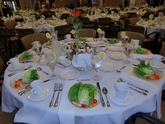 Haworth Inn & Conference Center: Banquets, wedding receptions, and social events are our speciality