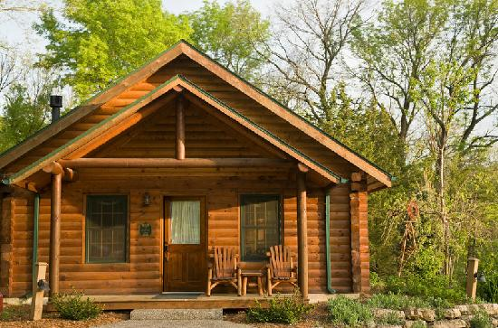Timberland Log Cabin Picture Of Goldmoor Inn Galena