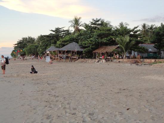 Lanta Riviera Resort: spiaggia