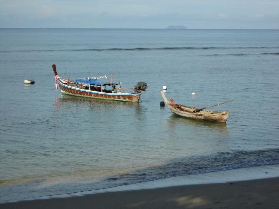 Lanta Riviera Resort: mare