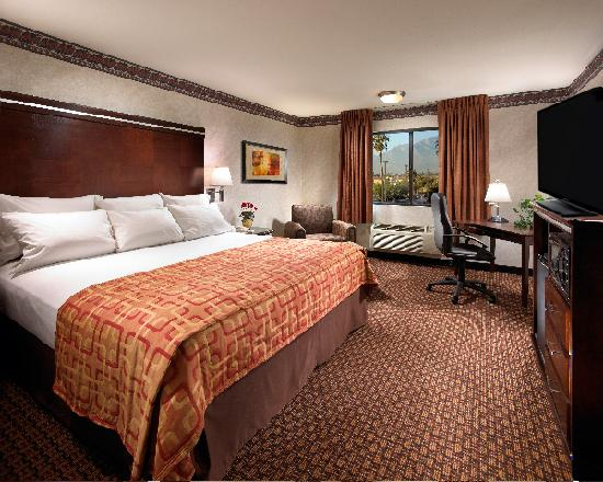 Red Roof Inn Ontario Airport: Delux King