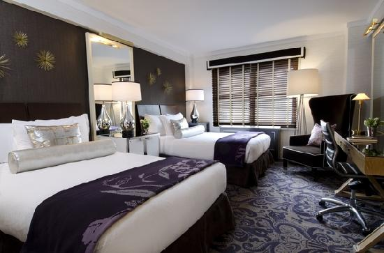 IBEROSTAR 70 Park Avenue Hotel: Double Double Deluxe Room