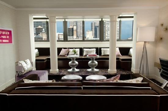 IBEROSTAR 70 Park Avenue Hotel: Penthouse Parlor