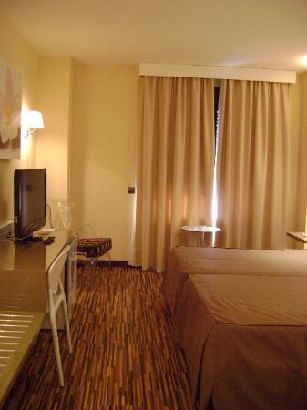 Hotel Malaga Nostrum: Hotel Málaga Nostrum, habitación doble, Málaga.