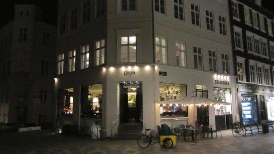 Cafe Europa 1989