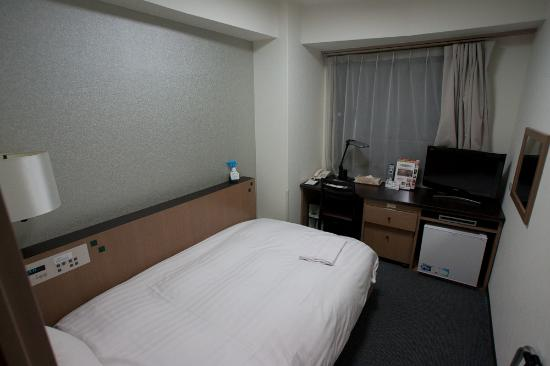 Hotel Wing International Shin-Osaka: 部屋