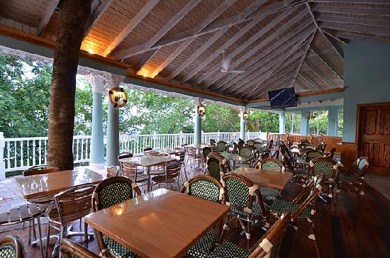 Tropical Lagoon Resort: Restaurant Area