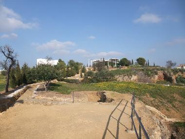Necropolis site