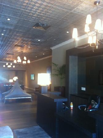 Wydown Hotel: Lobby area