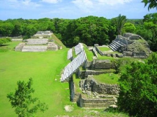 Anwar Tours: maya ruins