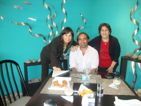 Barlovento Restaurant : Lindo Momento para recordar ..!!