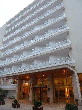 Hotel Sabina: Eingang