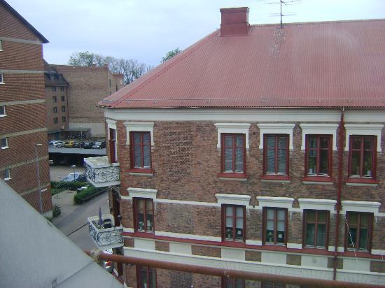 SX Hotel Amadeus : Vista desde la ventana