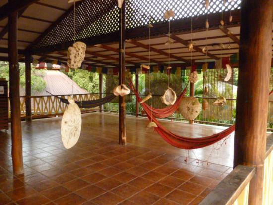 Casa Zen Guest House & Yoga Center : lieu où se déroulent les cours de yoga