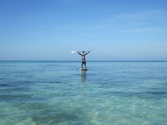 Bayahibe SUP (Stand Up Paddle Boarding)