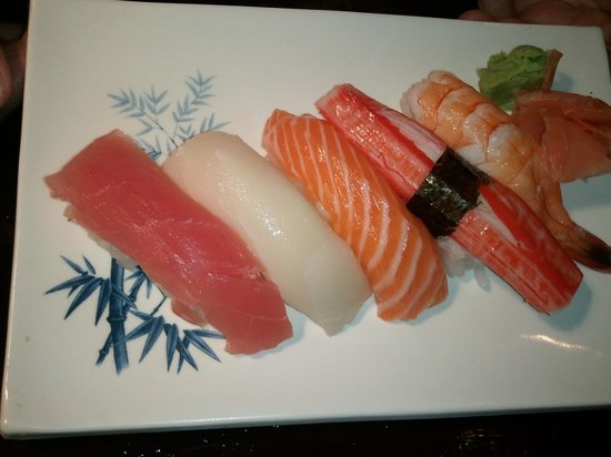 Sumo Sushi Bar & Grill : $1 Each Happy Hour Sushi