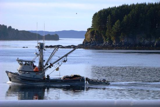 Galley Gourmet : Kodiak Fishing Boat