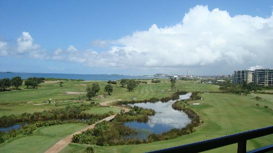 BEST WESTERN City Sands-Wollongong Golf Club: View from room 301