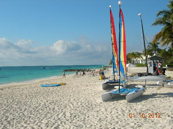 Grand Lucayan Bahamas Beach