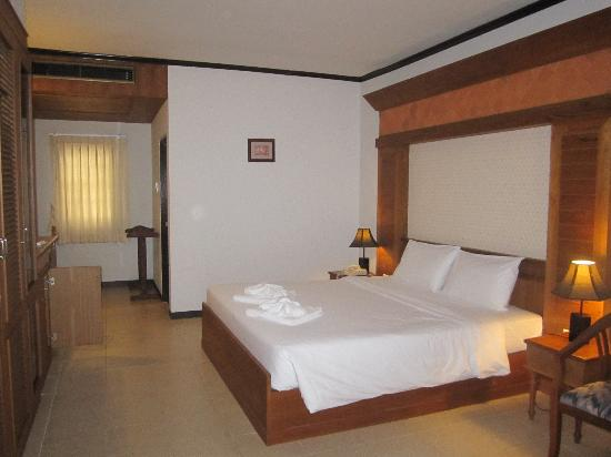 Jang Resort: double dulex bedroom