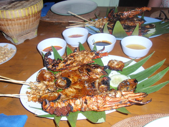 Warung Menega: The feast.