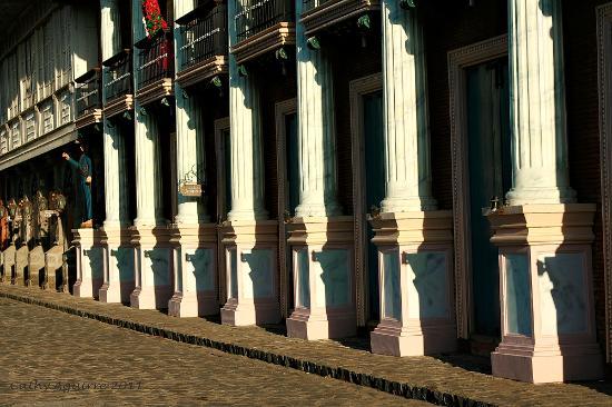 Las Casas Filipinas de Acuzar: the hotel