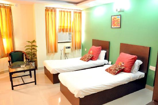 Harjais Rohtak Habitate Center : Twin Room