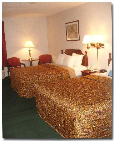Days Inn Battlefield Rd/Hwy 65: Double bed room