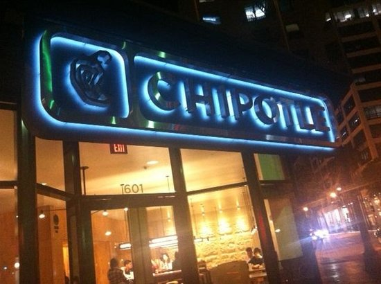 Chipotle Mexican Grill : Chipotle