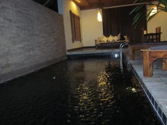Malisa Villa Suites: pool villa
