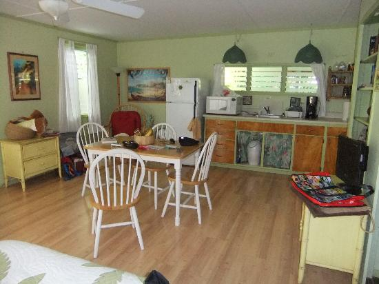 The Hula Breeze: Great self catering kitchen