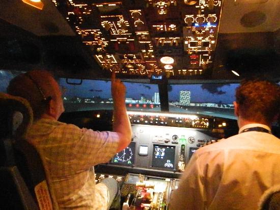 Flight Experience Flight Simulator: Captain Cross!!