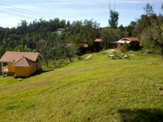 Surya Holidays Kodaikanal: the king -queen villa in the centre
