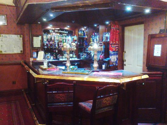 Stonecross Manor Hotel: The Bar at Stonecross Manor