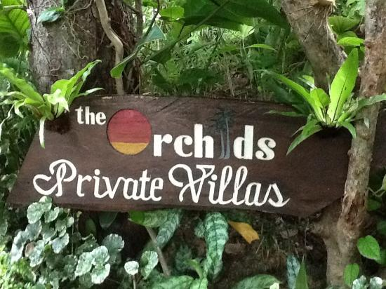Orchids Resort: klingt gut :-))