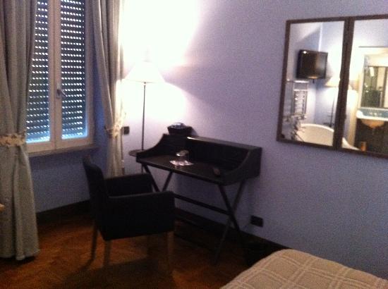Hotel Villa Linneo: camera