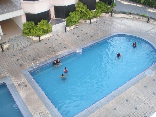 Lumut, Malasia: Swimming pool