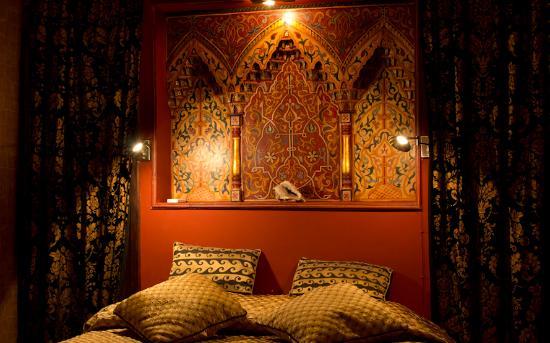 Riad Aguaviva: Sultan Suite