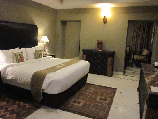 Suryagarh: The Room