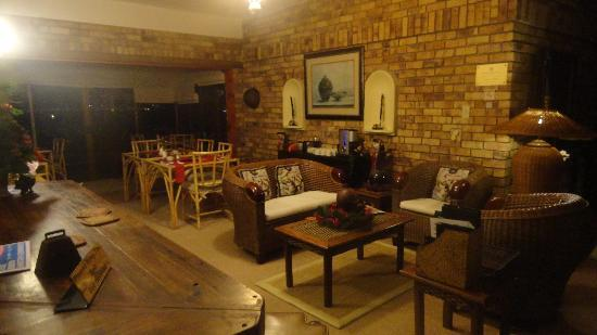 Mossel Bay Guest House: Seating Area
