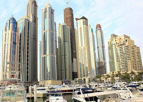 Citymax Hotels Bur Dubai: Район Дубай Марина
