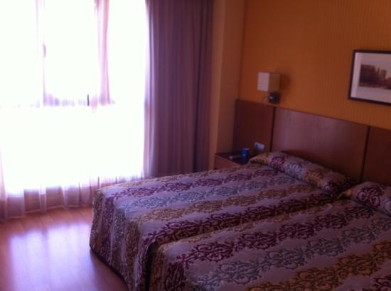 Senator Granada Spa Hotel: habitación doble