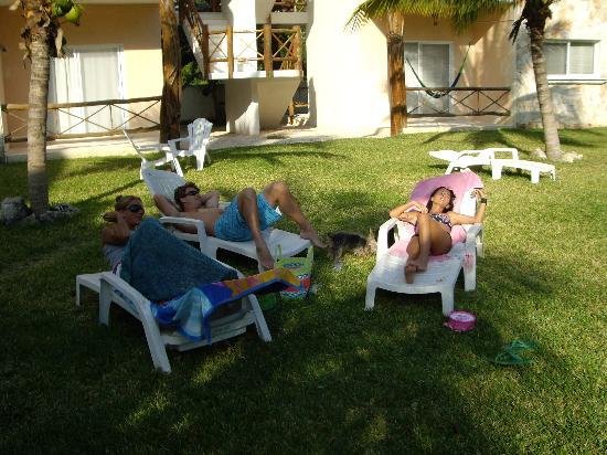 Residence Kohunlich: con gli amici del kohunlich