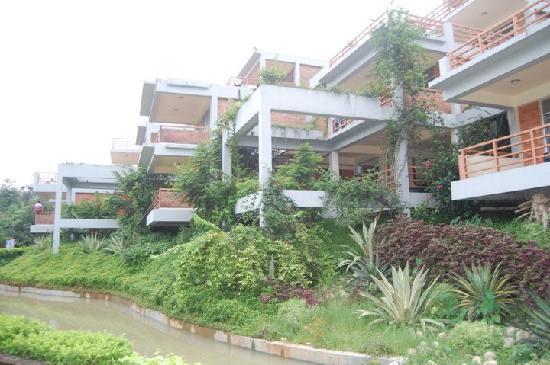 Nazimgarh Garden Resort: nazimgore from outside