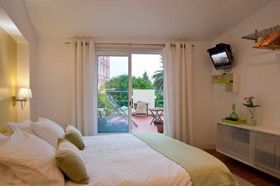 Terrace Garden room at B&B Zuzabed