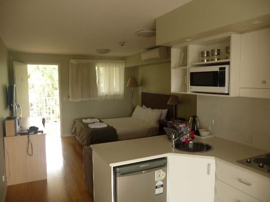 Studio Apartment Picture Of Cabarita Lake Apartments Bogangar Tripadvisor