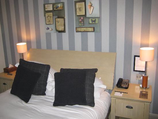 Hotel du Vin Poole: Saintsbury Jan 2012