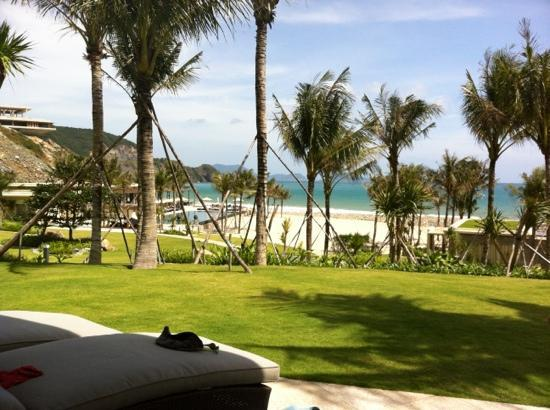 Mia Resort Nha Trang: view from villa
